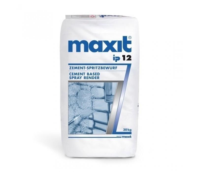 maxit ip 12 - Zement-Spritzbewurf - 30kg