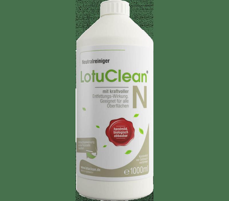 Lotuclean® N - Konzentrat - Neutralreiniger / Entfetter