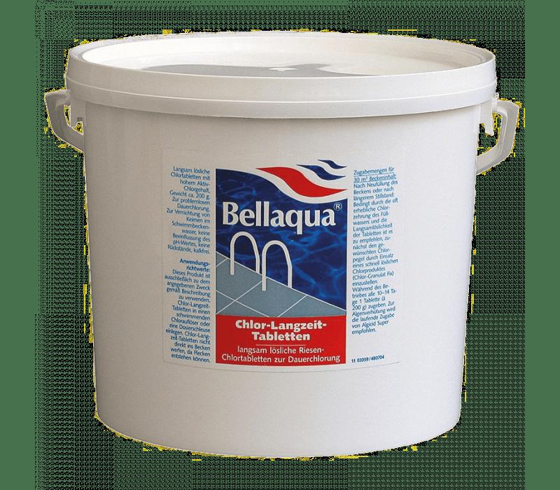 Bellaqua ChlorLangzeit Tabletten - Das Dauerchlorsystem