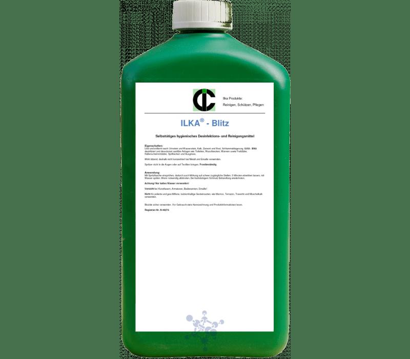 ILKA - Blitz hygienische Desinfektion