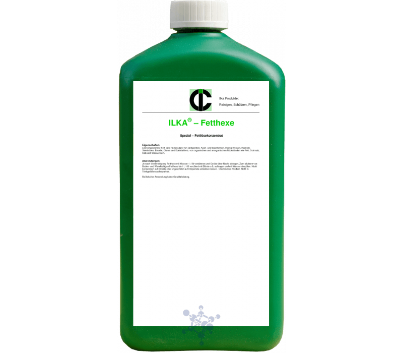 ILKA - Fetthexe Spezial-Fettlösekonzentrat