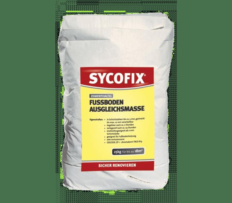 SYCOFIX ® Universal Fußbodenausgleichsmasse (zementhaltig) - 25kg