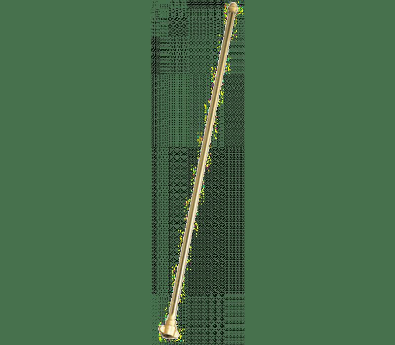Messingverlängerung für Gloria Drucksprühgerät, 50cm