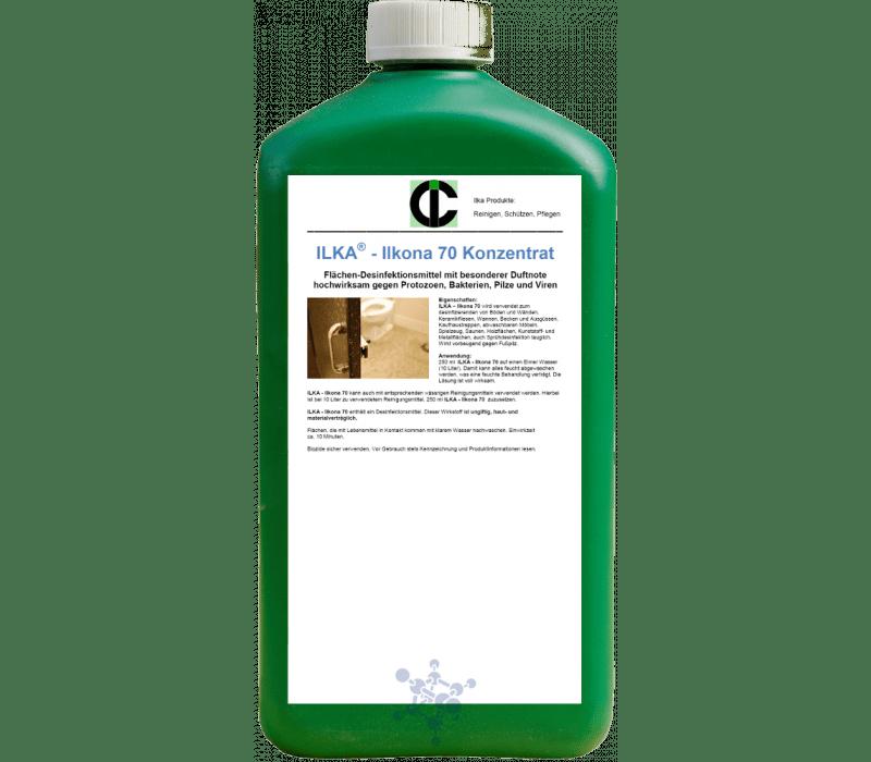 ILKA - Ilkona 70 Flächen-Desinfektion