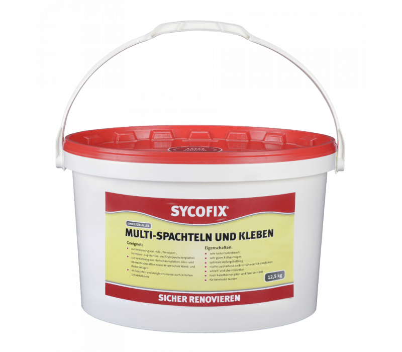 SYCOFIX ® Multi Spachteln und Kleben