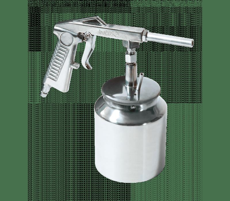 Zerorust Behalter Spritzpistole Bauchemie24