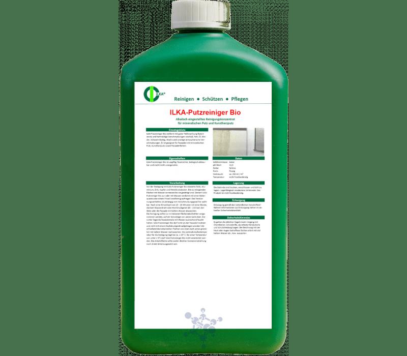 ILKA - Putzreiniger Bio Fassadenreiniger