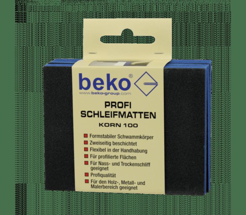 beko Profi Schleifmatten, 3er-Set