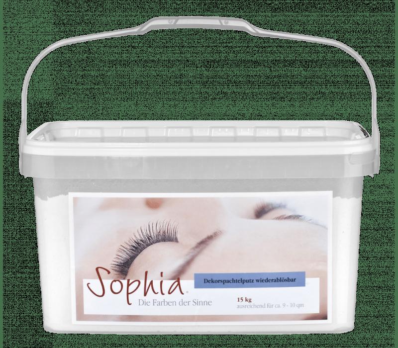 Sophia® Dekorspachtelputz wiederablösbar - 15kg