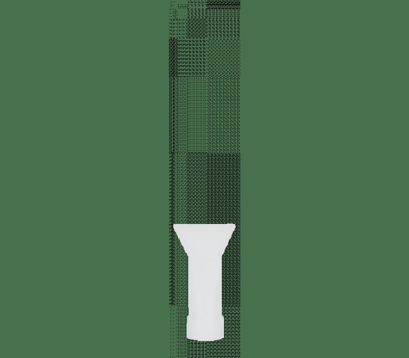 Spachteldüse für PE-Kartuschen