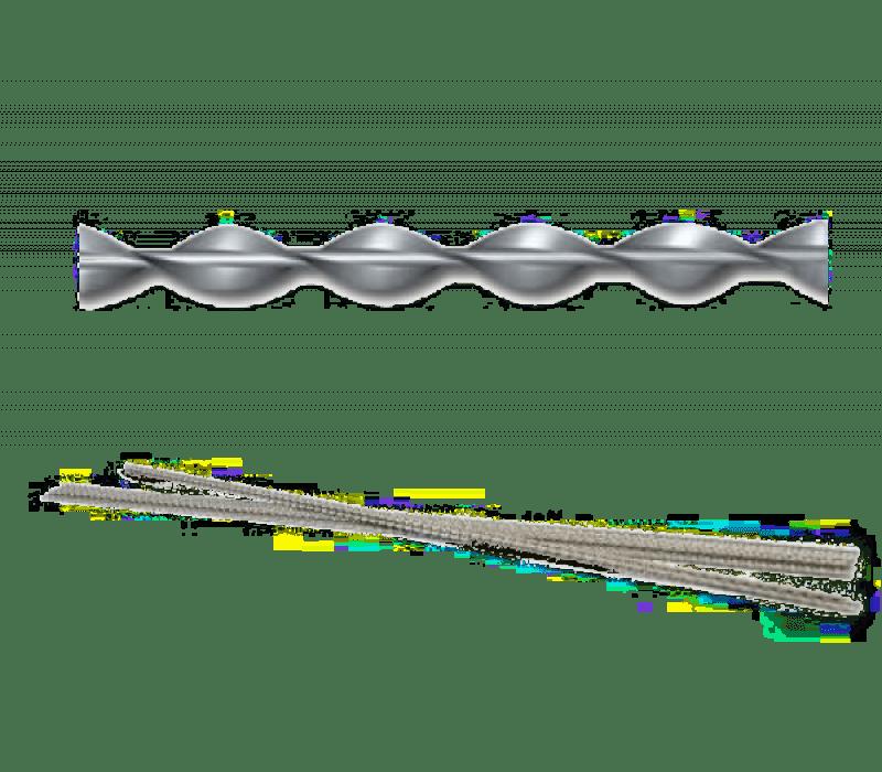 Remmers Spiralanker - Mauerwerksbewehrung