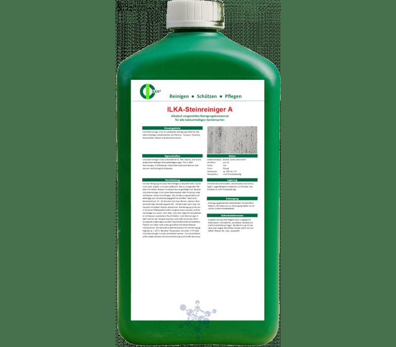 ILKA - Steinreiniger A für kalziumhaltige Steine