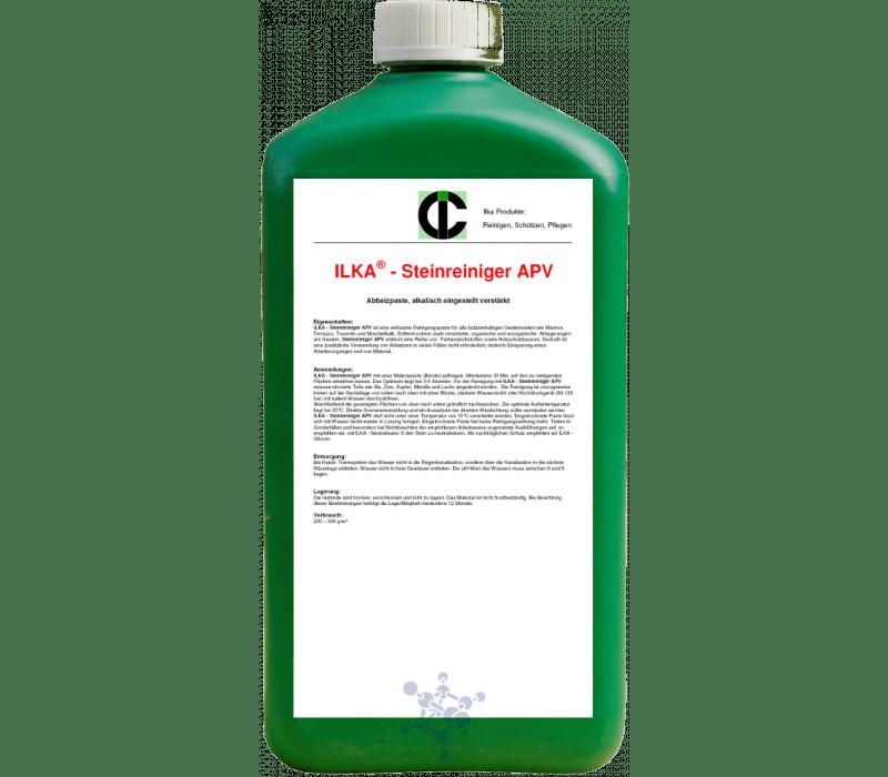 ILKA - Steinreiniger APV Abbeizpaste - sehr starke Verschmutzung
