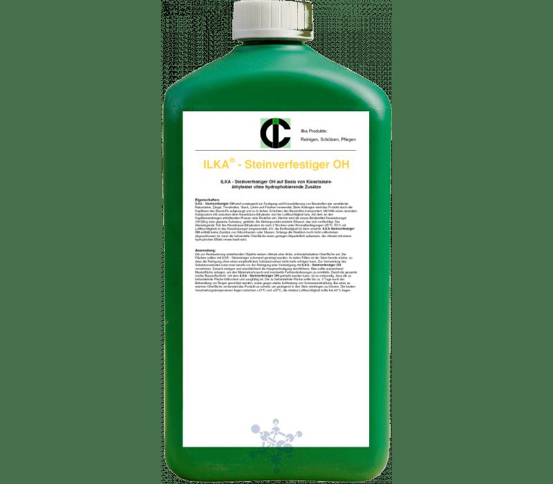 ILKA - Steinverfestiger OH ohne hydrophobierende Zusätze