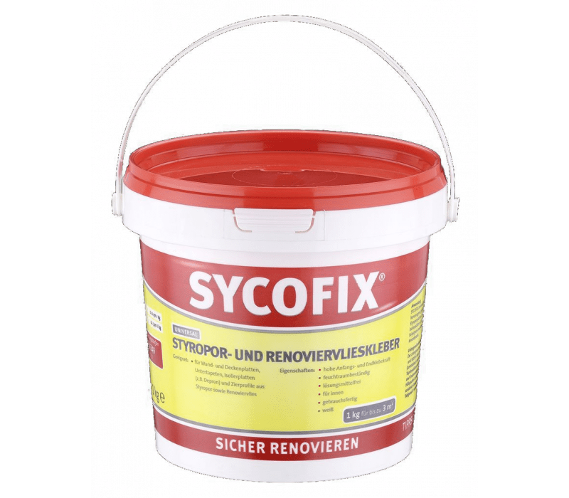 SYCOFIX ® Universal Styropor- und Renoviervlieskleber