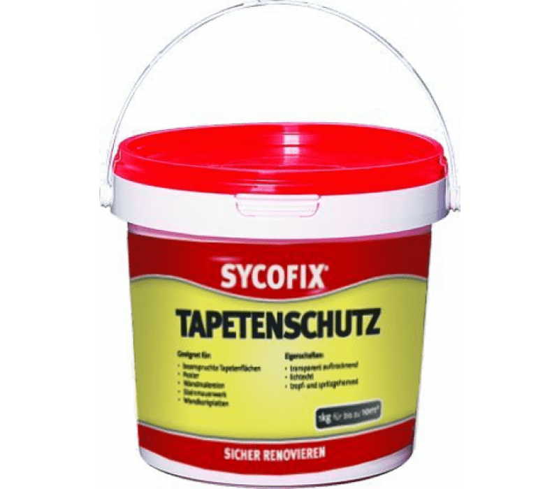 SYCOFIX ® Tapetenschutz - 1ltr