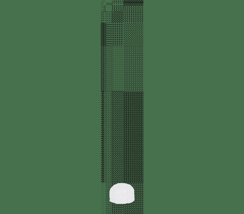 Verschlußkappe für PE-Kartuschen