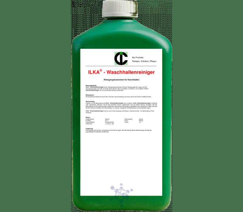 ILKA - Waschhallenreiniger Reinigungskonzentrat