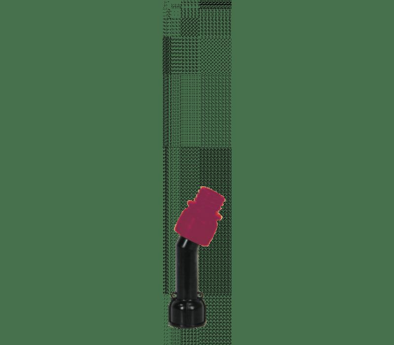 Winkelstück mit Kugelgelenk