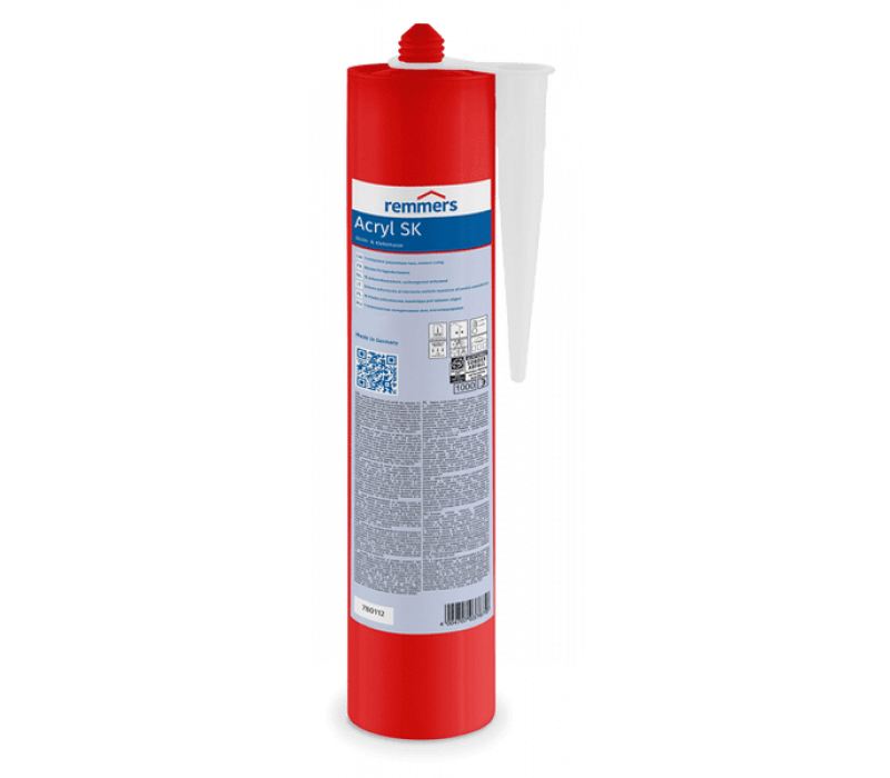 Remmers Acryl SK transparent, 310 ml - Dichtmasse