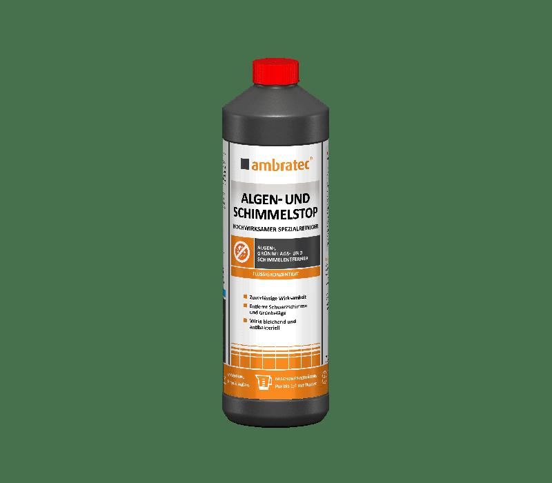 ambratec Algen- und Schimmelstop - 1ltr
