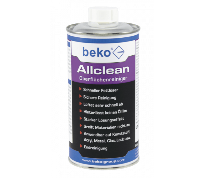 beko Allclean - Oberflächenreiniger