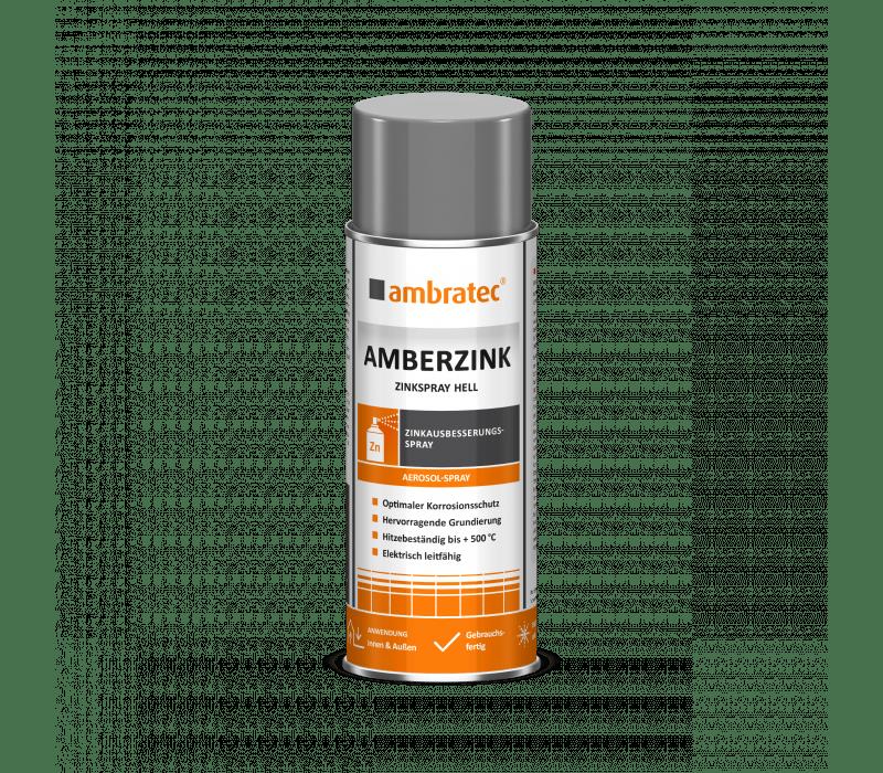 ambratec Amberzink | Zinkspray hell - 400ml