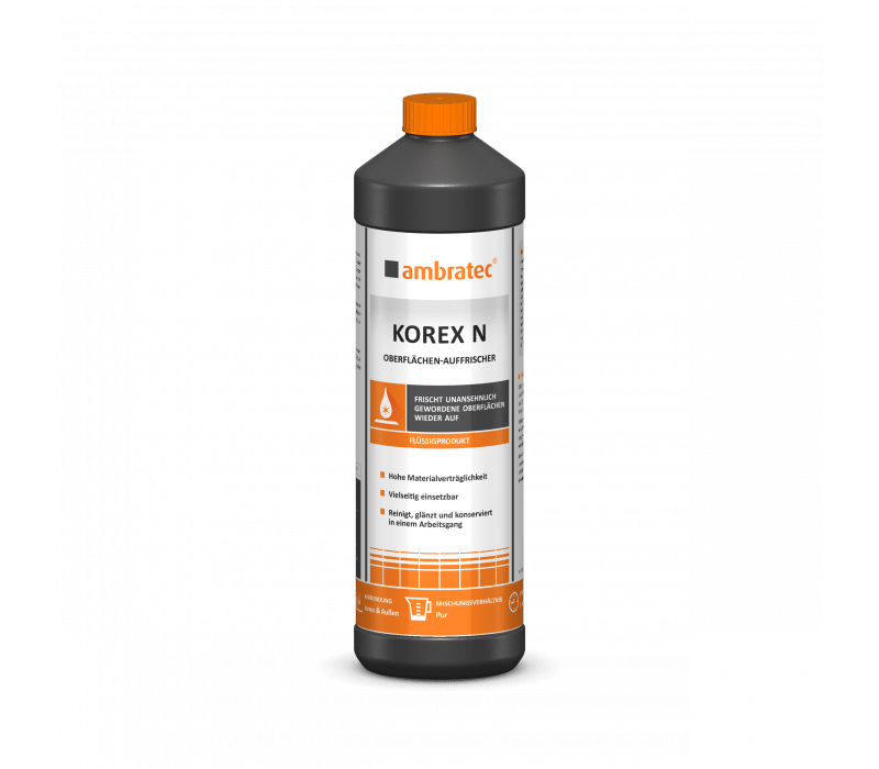 ambratec Korex N | Oberflächen-Auffrischer - 1 ltr