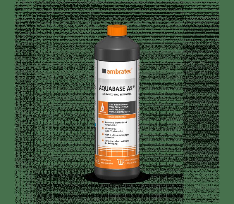 ambratec Aquabase AS® | Entfettungskonzentrat - 1 ltr