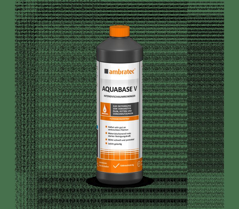 ambratec Aquabase® V | Intensivschaumreiniger - 1 ltr