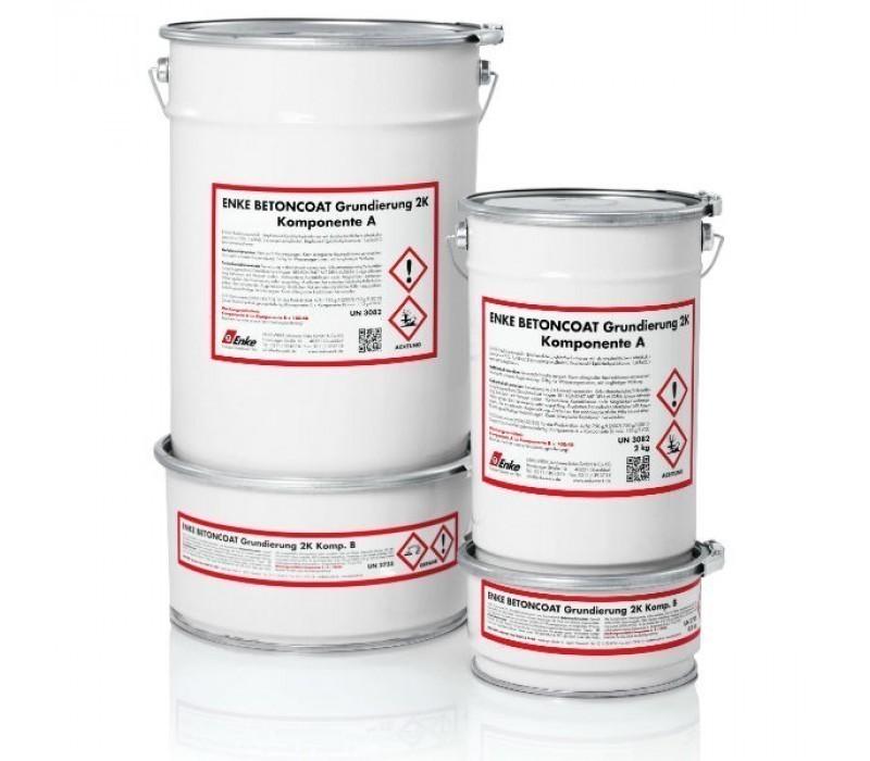 Enke Betoncoat Grundierung 2K - 2,8kg (A+B)