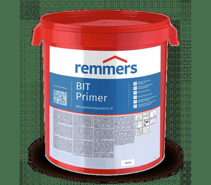 Remmers BIT Primer | Schutzanstrich - Bitumenschutzanstrich 1K