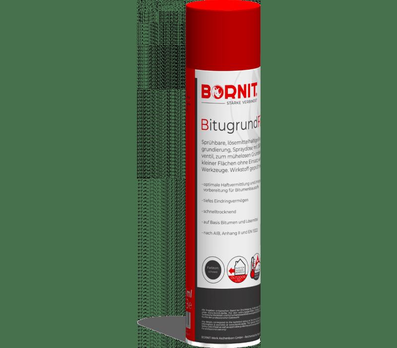 BORNIT Bitugrund Fix - 600 ml - sprühbare Grundierung