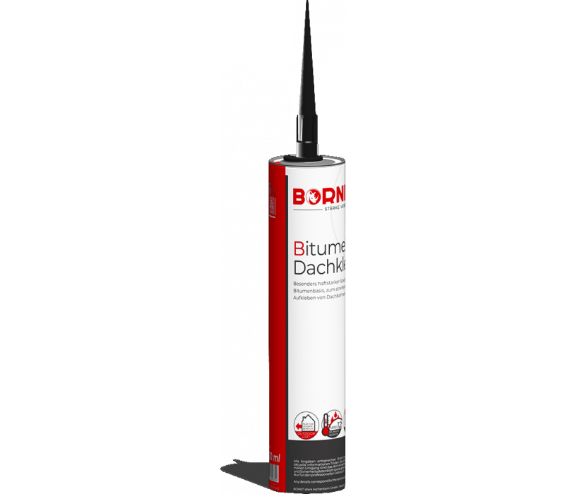 BORNIT Bitumen-Dachkleber - 300ml