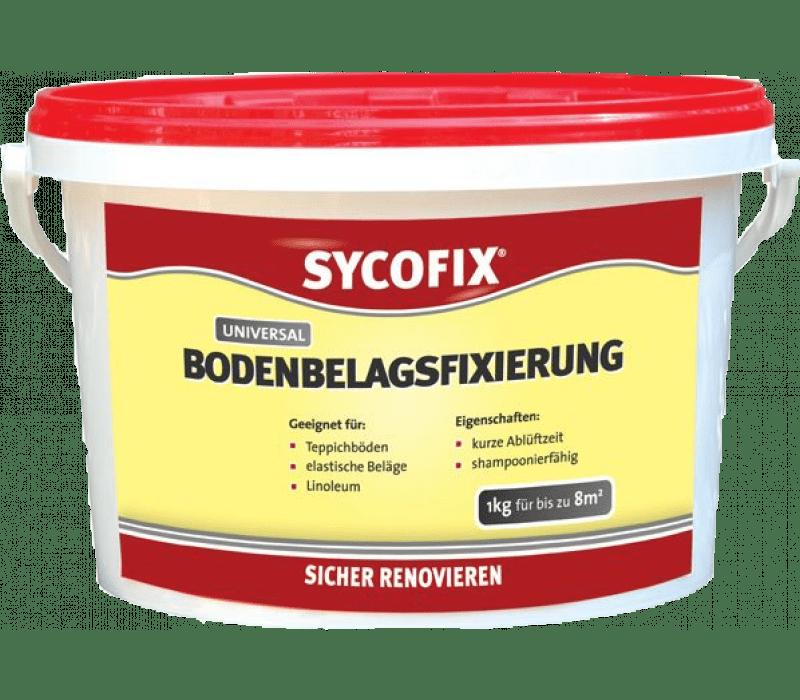 SYCOFIX ® Bodenbelagfixierung