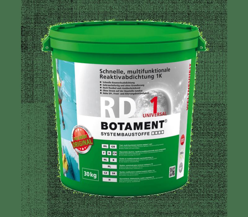 BOTAMENT RD 1 Universal - Schnelle Reaktivabdichtung 1K, 30kg