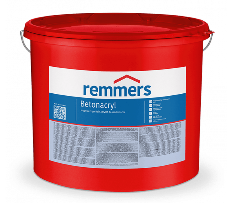 Fabulous Remmers Betonacryl - Reinacrylat-Fassadenfarbe | BC24 BJ88