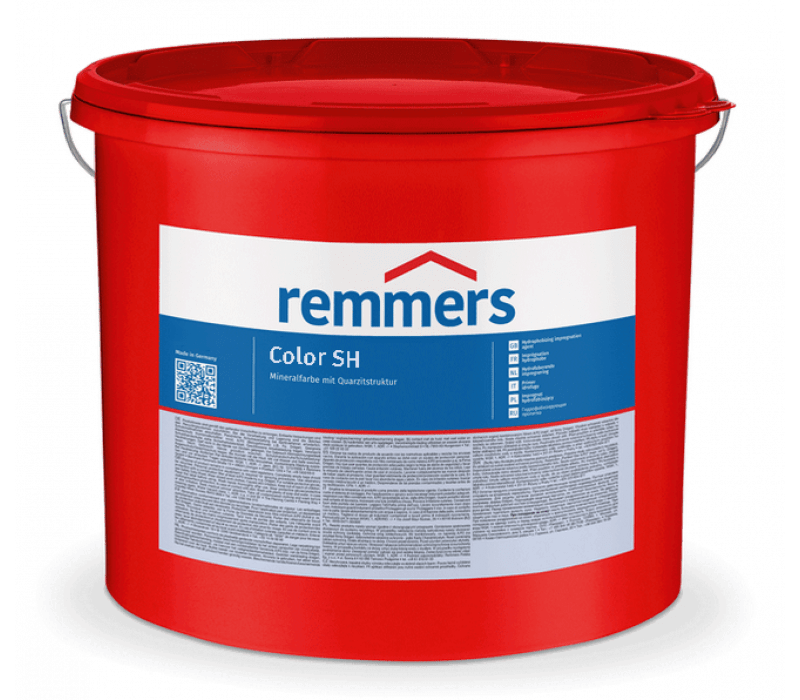 Remmers Color SH | Silikatfarbe D, 15ltr - Schlämmanstrich
