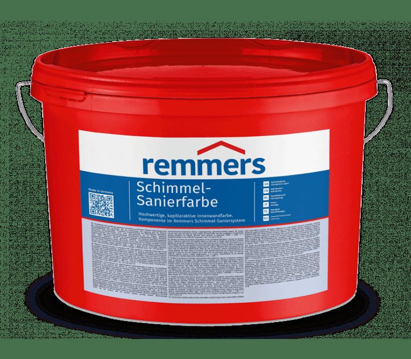 Remmers Color SL | Schimmel-Sanierfarbe, weiß - Innenwandfarbe