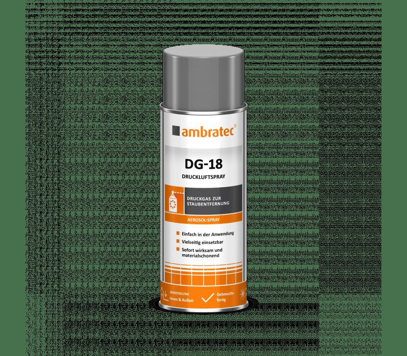 ambratec DG-18 | Druckluftspray - 400ml