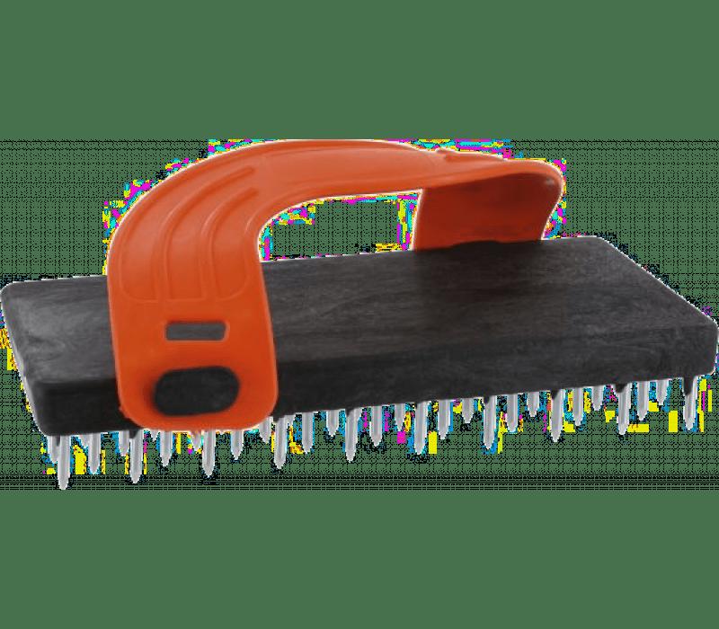 Edelputzkratzer für Mineralputz, 90x180mm