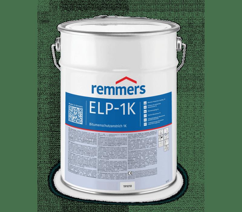 Remmers ELP-1K - Bitumenschutzanstrich 1K