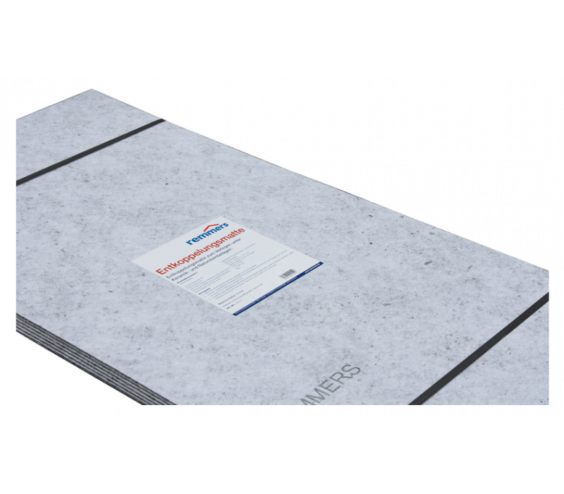 Remmers Entkoppelungsmatte 4mm - Paket a 4,32m²