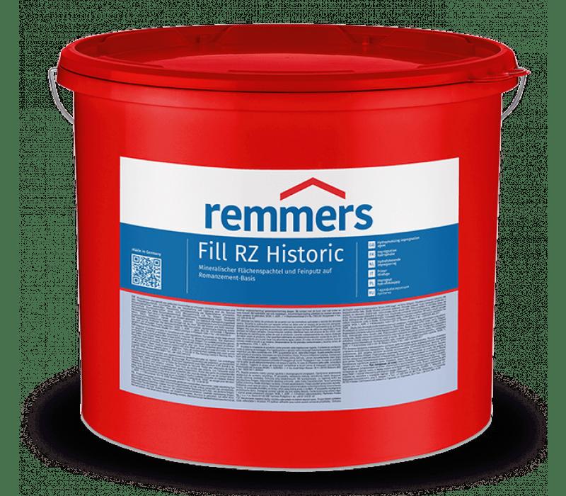 Remmers Fill RZ Historic | Feinspachtel RZ, 15kg - Flächenspachtel