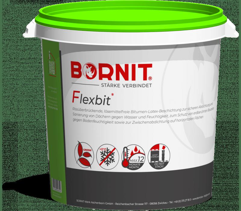 BORNIT Flexbit - Bitumen-Latex-Beschichtung