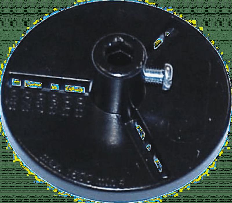 Aufnahmeteller für Fliesenlochbohrer