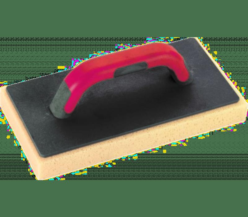 2K-Fliesenwaschbrett mit Schwamm, geschlitzt, 140x280x30mm