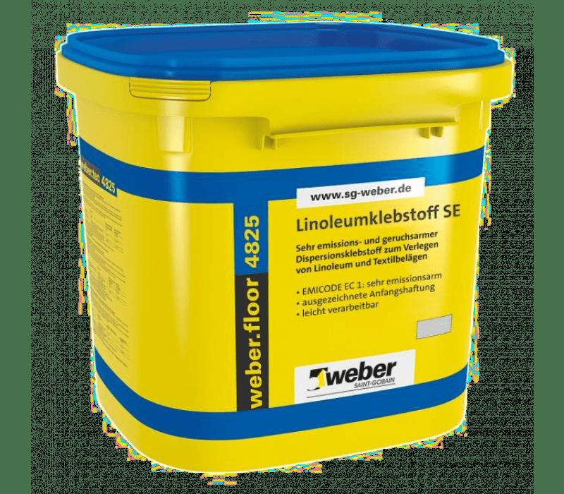 weber.floor 4825, 18kg - Kombiklebstoff Linoleum/Textil