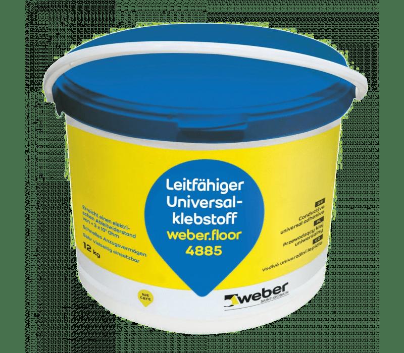 weber.floor 4885 - Leitfähiger Universalklebstoff - 12kg