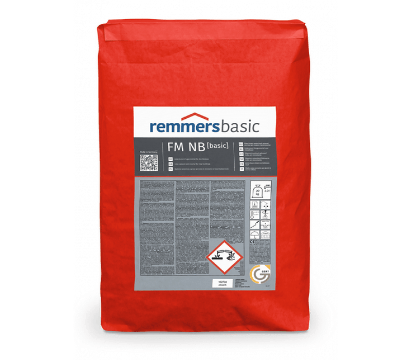 Remmers FM NB basic | Fugenmörtel M10 - nicht hydrophob - 30kg